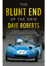 Blunt End of the Grid   Roberts Dave, ISBN:  9781912575640