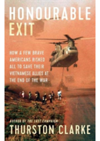 Honourable Exit   Clarke Thurston, ISBN:  9781912854349