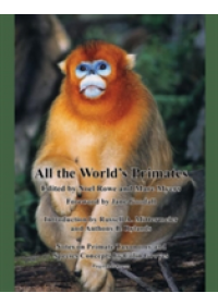 All the Worlds Primates   Rowe Noel, ISBN:  9781940496054