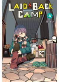 Laid-Back Camp, Vol. 6   Afro, ISBN:  9781975328634