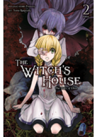 Witch's House: The Diary of Ellen, Vol. 2   Fummy, ISBN:  9781975357597