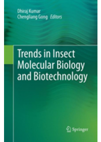 Trends in Insect Molecular Biology and Biotechnology   , ISBN:  9783030096601