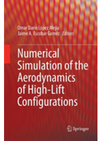 Numerical Simulation of the Aerodynamics of High-Lift Configurations   , ISBN:  9783030096717