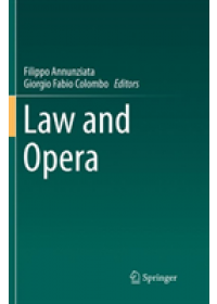 Law and Opera   , ISBN:  9783030098452