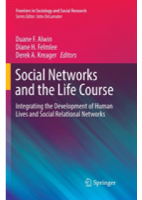 Social Networks and the Life Course   , ISBN:  9783030100728