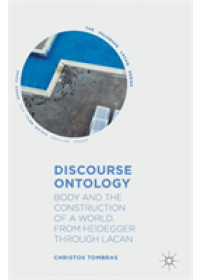 Discourse Ontology   Tombras Christos, ISBN:  9783030136611