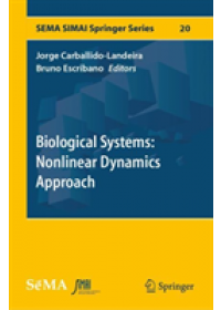 Biological Systems: Nonlinear Dynamics Approach   , ISBN:  9783030165840