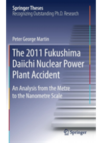 2011 Fukushima Daiichi Nuclear Power Plant Accident   Martin Peter George, ISBN:  9783030171902