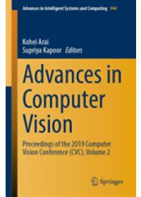 Advances in Computer Vision   , ISBN:  9783030177973