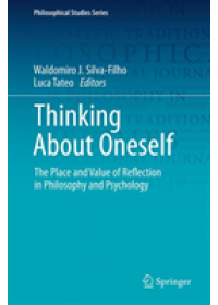Thinking About Oneself   , ISBN:  9783030182656