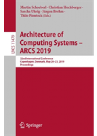 Architecture of Computing Systems - ARCS 2019   , ISBN:  9783030186555