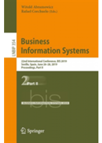 Business Information Systems   , ISBN:  9783030204815