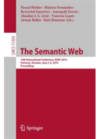 Semantic Web   , ISBN:  9783030213473