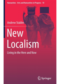 New Localism   Stables Andrew, ISBN:  9783030215781
