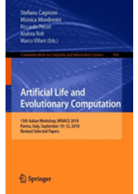 Artificial Life and Evolutionary Computation   , ISBN:  9783030217327