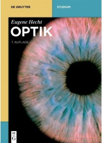 Optik   Hecht Eugene, ISBN:  9783110526646
