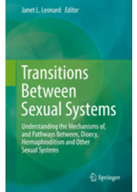 Transitions Between Sexual Systems   , ISBN:  9783319941370