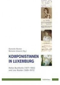 Komponistinnen in Luxemburg   , ISBN:  9783412221850