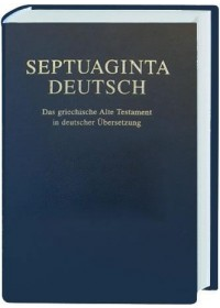 Septuaginta Deutsch   , ISBN:  9783438051226