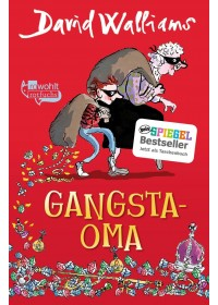 Gangsta-Oma   Walliams David, ISBN:  9783499217951