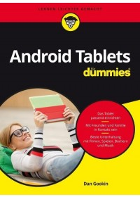 Android Tablets für Dummies   Gookin Dan, ISBN:  9783527713974