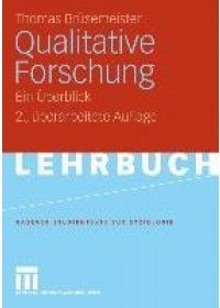 Qualitative Forschung   Brüsemeister Thomas, ISBN:  9783531162881