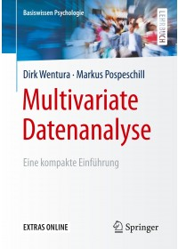 Multivariate Datenanalyse   Pospeschill Markus, ISBN:  9783531171180