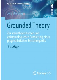 Grounded Theory   Strübing Jörg, ISBN:  9783531198965