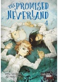 The Promised Neverland 4   , ISBN:  9783551739179