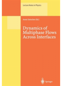 Dynamics of Multiphase Flows Across Interfaces   Steinchen Annie, ISBN:  9783662140826