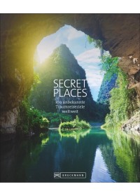 Secret Places   Taschler Herbert, ISBN:  9783734312724