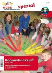 Boomwhackers Musical Tubes   Schnelle Frigga, ISBN:  9783795705886