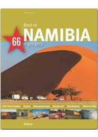Best of Namibia - 66 Highlights   Küchler Kai-Uwe, ISBN:  9783800349227