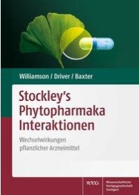 Stockley's Phytopharmaka Interaktionen   , ISBN:  9783804737334
