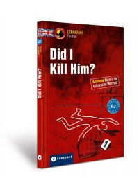 Did I kill him?   Trenker Sarah, ISBN:  9783817419586
