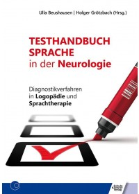 Testhandbuch Sprache in der Neurologie   , ISBN:  9783824812516