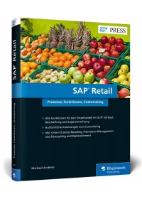 SAP Retail   Anderer Michael, ISBN:  9783836240727