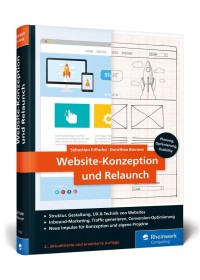 Website-Konzeption und Relaunch   Brenner Dorothea, ISBN:  9783836271417