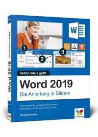 Word 2019   Peyton Christine, ISBN:  9783842105362