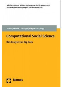 Computational Social Science   , ISBN:  9783848743933