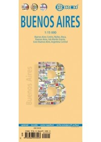 Buenos Aires 1 : 15 000   , ISBN:  9783866093003