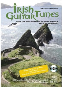 Irish Guitar Tunes   Steinbach Patrick, ISBN:  9783869471389