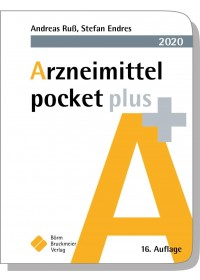 Arzneimittel pocket plus 2020   , ISBN:  9783898628303