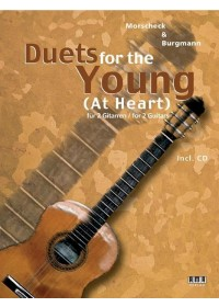 Duets for the Young (At Heart)   Burgmann Chris, ISBN:  9783899221817