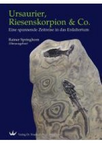 Ursaurier, Riesenskorpion & Co.   , ISBN:  9783899371307