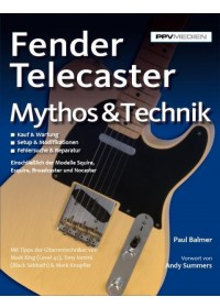 Fender Telecaster   Balmer Paul, ISBN:  9783941531581