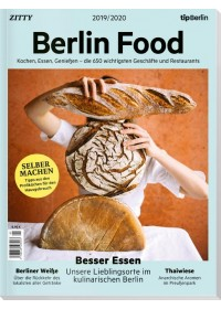 Berlin Food 2019/2020   , ISBN:  9783946631217