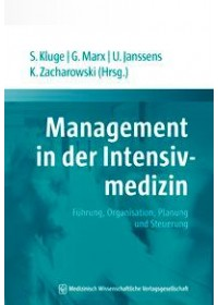 Management in der Intensivmedizin   , ISBN:  9783954663613