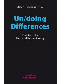 Un/doing Differences   , ISBN:  9783958321199