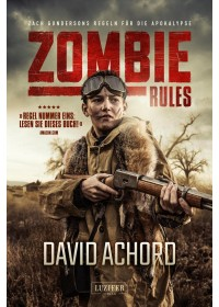 Zombie Rules   Achord David, ISBN:  9783958353725